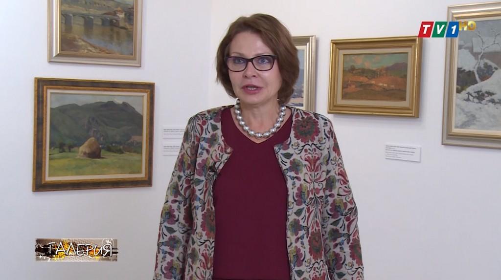 110 години от създаването на Тръпковата галерия, Първи художествен салон в София