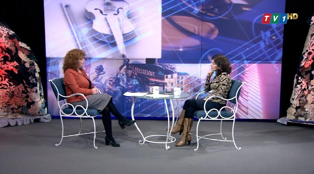 Анфас с гост Биляна Ангелова от 23 януари 2021 година
