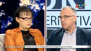 Пак ли купените ромски гласове ще решават изхода от изборите, Алтернативата със Светла Петрова