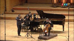 """""""Чайковски и Капустин"""" - част 1, концерт с участието на Quarto Quartet и Людмил Ангелов"""
