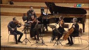 """""""Чайковски и Капустин"""" - част 2, концерт с участието на Quarto Quartet и Людмил Ангелов"""