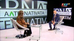 Енергетиката като убежище на задкулисието, Алтернативата с Лили Маринкова
