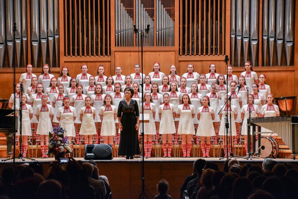 """Юбилеен концерт """"60 години Детски хор на БНР"""", 30 юни 2021 година"""