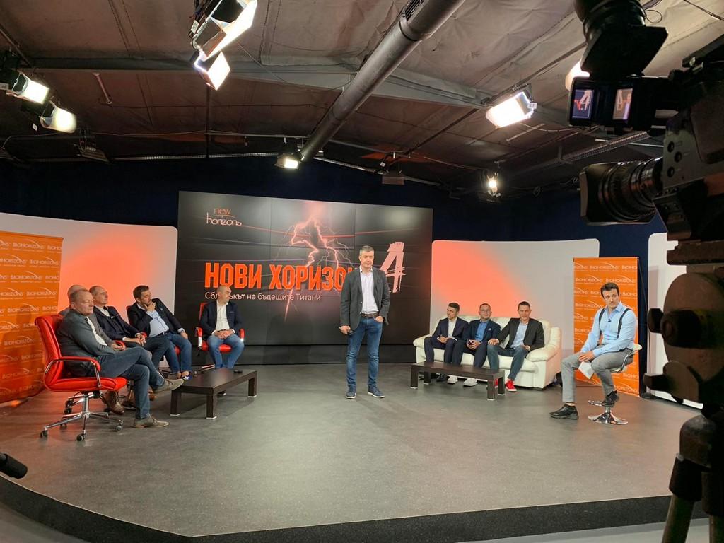 """ТВ1 и състезанието за лекари имплантолози """"Нови Хоризонти"""""""