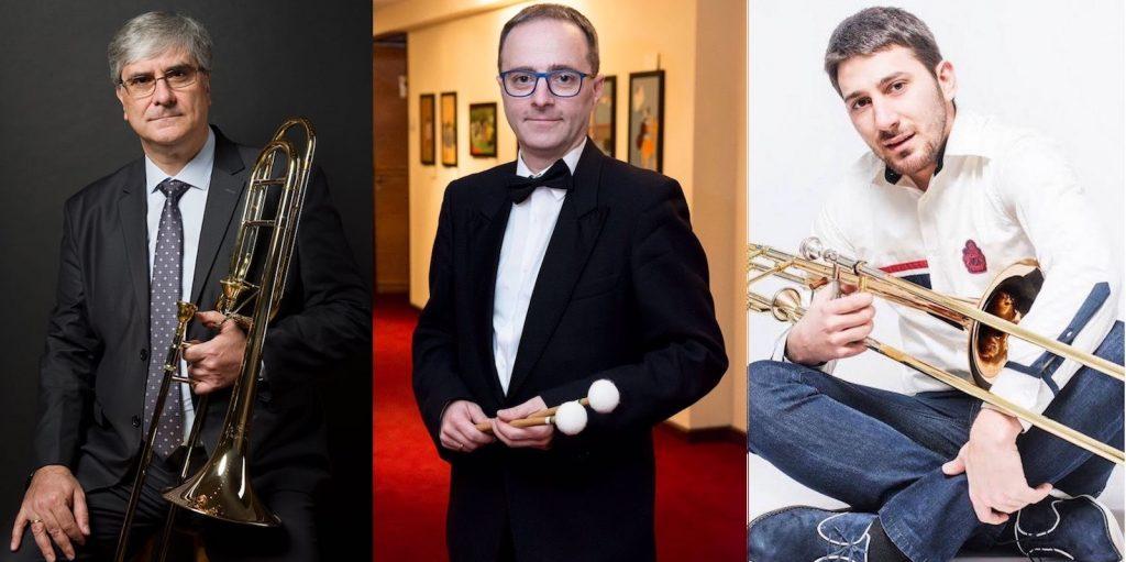 Лятна академия за брас ансамбли и ударни инструменти - Копривщица 2021