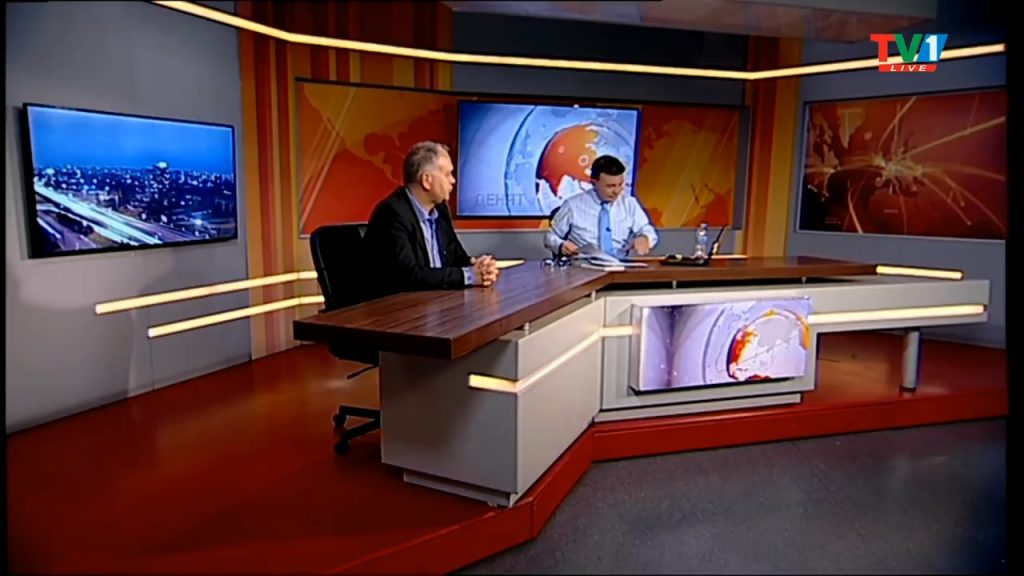 ДЕНЯТ с Веселин Дремджиев, 4 октомври 2021 година
